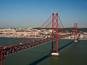 25 Nisan Köprüsü-Lizbon Yapbozu