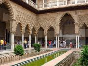Alcazar Sarayı-Sevilla Yapbozu Oyna
