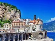Amalfi-İtalya Yapbozu Oyna