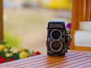 Antika Kamera Yapbozu