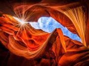 Antilop Kanyonu-Arizona Yapbozu
