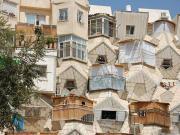 Arı Kovanı Evleri-Kudüs Yapbozu Oyna