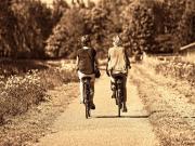 Arkadaşımla Bisiklet Turu Yapbozu