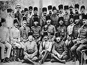 Atatürk Halep'te Yapbozu