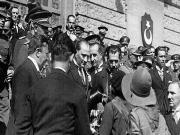 Atatürk Haydarpaşa Garı'nda Yapbozu Oyna