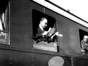 Atatürk Tren Yolculuğu