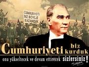 Atatürk ve Cumhuriyet Oyna