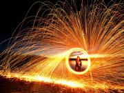 Ateş Çemberi Yapbozu Oyna