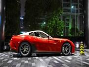 Ateş Kırmızısı Ferrari Yapbozu Oyna