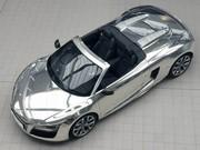 Audi R8 Yapboz Oyna