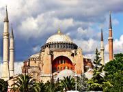 Ayasofya Cami-İstanbul Yapbozu Oyna
