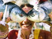 Balık Gözlü Kadın Yapbozu