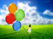 Balon Uçuruyorum Yapbozu Oyna