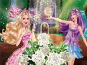 Barbie Parti Hazırlıkları Yapbozu Oyna