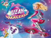 Barbie Uzay Macerası Yapbozu Oyna
