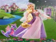 Barbie Ve Arkadaşı Yapbozu Oyna