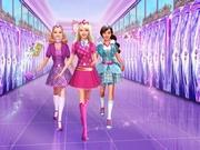 Barbie ve Arkadaşları Yapboz Oyna