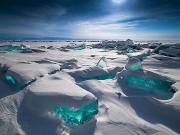 Baykal Gölü-Rusya Yapbozu Oyna