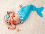 Bebek Denizkızı Yapbozu Oyna