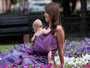 Bebek ve Annesi Yapbozu Oyna