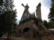 Bishop Castle-Colorado-ABD Yapbozu Oyna