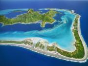Bora Bora Adası Yapbozu Oyna