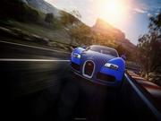 Bugatti Veyron Yapbozu
