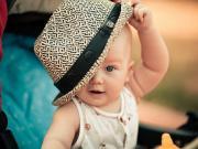 Büyük Şapkalı Bebek Yapbozu