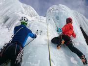 Buz Tırmanışı Yapbozu Oyna