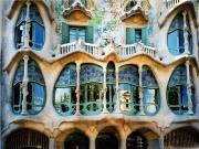 Casa Batllo-Barselona-İspanya Yapbozu Oyna