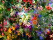 Çiçek Bahçesi Yapbozu Oyna