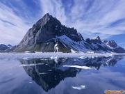Buzlu Dağ Yapbozu Oyna