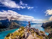Dağ Bisikletçisi Yapbozu Oyna