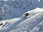 Dağdaki Kayakçı Yapbozu Oyna