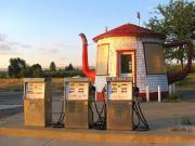 Demlik Benzin İstasyonu-Zillah Yapbozu