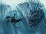 Deniz Canavarı Yapbozu Oyna