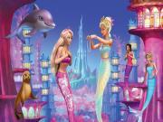 Denizkızı Barbie Yapbozu Oyna