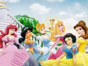Disney Prensesleri Yapbozu Oyna