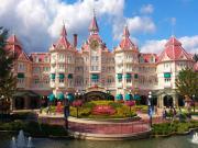 Disneyland Oteli-Paris Yapbozu Oyna