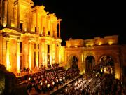 Efes Antik Kentinde Konser Yapbozu