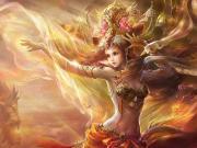 Ejderha ve Peri Kızı Yapbozu Oyna