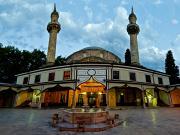 Emir Sultan Cami-Bursa Yapbozu Oyna