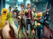 Epic-Doğal Kahramanlar Yapbozu Oyna