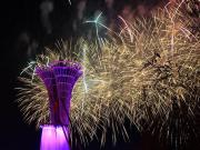 Expo 2016-Havai Fişek Gösterisi Yapbozu