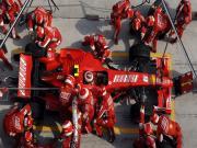 Formula 1-Pit Stop Yapbozu