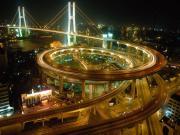Gece Nanpu Köprüsü Yapbozu Oyna
