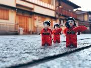 Geyşa Legolar Yapbozu Oyna