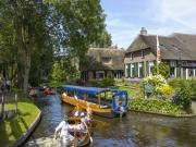 Giethoorn-Hollanda Yapbozu