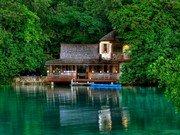 Göl Evi Yapboz Oyna