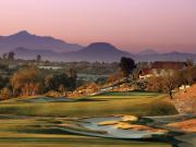 Günbatımında Golf Sahası Yapbozu